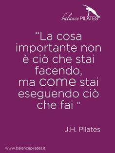 Pilates - quote