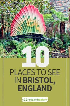The largest city in South West England is famous for balloons, bridges, bikes, boats, Banksy, and Brunel...   #Bristol
