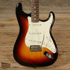 Fender American Standard Stratocaster Sunburst 2008 (s532)