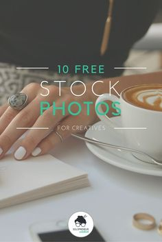 10 free stock photos for creative entrepreneurs. No attribution required.Use as you please! Perfect stock photos for your blog or Instagram.