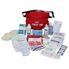 2 X The Guardian First Aid Fanny Pack 48 Piece >>> Click on the image for additional details.-It is an affiliate link to Amazon. #CampingSafetyandSurvivalEquipments