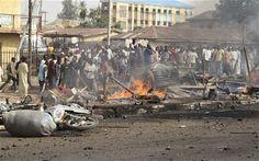 31 dead as Twin Bomb Explosions Rock Jos