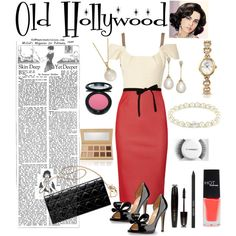 Old Hollywood Glamours