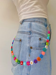 Indie Outfits, Cool Outfits, Casual Outfits, Fashion Outfits, Style Indie, My Style, Mode Indie, Flower Belt, Diy Vetement