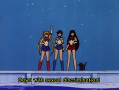 Sailor Moon screen cap