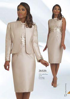 Chancelle 26326 Womens Suit