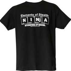 Element of Stealth Tee