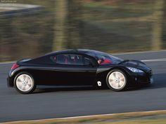 2002 Peugeot RC Pique | I4 Petrol, 2.0L | 180 CH DIN | Mid-engined car (voiture à moteur central), RWD | 2002 Geneva Motor Show.