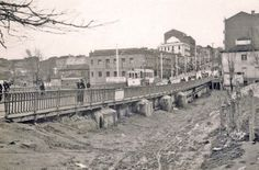 Puente de Ventas. Madrid, 1930.