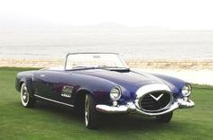 1954 Cadillac Cabriolet Roadster por Pinin Farina por gracie