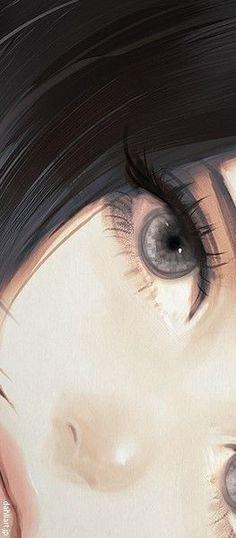 Pin by kelie burford on anime & art & manga in 2019 sad anim Anime Art Girl, Manga Art, Aesthetic Art, Aesthetic Anime, Pretty Art, Cute Art, Regard Animal, Eyes Wallpaper, Estilo Anime