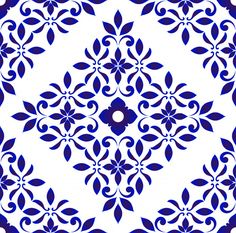 Find Wallpaper Baroque Style Damask Floral Background stock images in HD and millions of other royalty-free stock photos, illustrations and vectors in the Shutterstock collection. Geometric Background, Background Patterns, Textured Background, Vector Background, Tile Patterns, Textures Patterns, Blue And White Vase, Blue Vases, White Vases