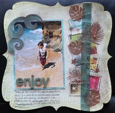 Live-Dream-Create Creations Layout, Scrapbook, Live, Create, Projects, Cards, Painting, Log Projects, Page Layout