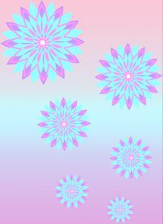 pastel floral inspirations  @createstuff  #30DaysOfCreativity