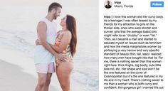 This Man Wrote A Tribute To His Wife's 'Curvy Body,' And Everyone On Twitter Hates It