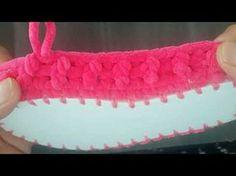 5 Günde Gideni Geri Döndüren Çevirgel Duası - YouTube Crochet Sandals, Crochet Videos, Diy And Crafts, Slippers, Knitting, Youtube, Facebook, Mesh, Slipper