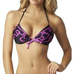 fox clothing for women | Amazon.com: Fox Racing Juniors Thunder Curve Bra Top: Clothing