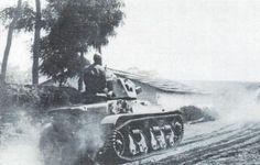 Romanian Renault R35 tank - WW2 - pin by Paolo Marzioli