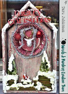 jehkotar: DT Words & Paintery: christmas decoration