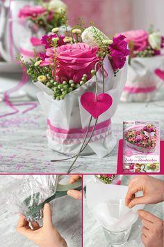 Einpacken folie blumentopf in Blumentopf verpacken