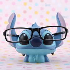 DISNEY LILO STITCH EYE GLASSES SUNGLASSES STAND STATUE