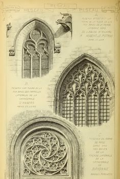 Ilustración de 'Materials and Documents of Architecture and Sculpture' (A. Raguenet 1915)