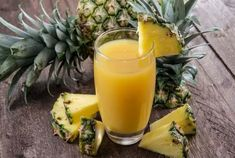 Suco Detox de Abacaxi Para Prevenir Retenção de Líquidos | Dicas de Saúde