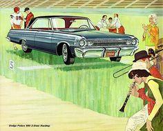 1964 Dodge Polara 500 Two Door Hardtop