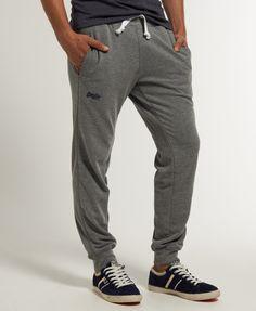 Superdry Slim Fit Light Joggers - Men's Sweatpants