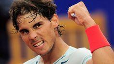 Rafael #Nadal beat Alexandr Dolgopolov 6-3, 7-6 to win the #RioOpen on Sunday 23 February 2014. #RafaelNadal