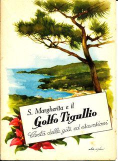 Volantino pubblicitario dell'Azienda Autonoma di Soggiorno di S. Margherita Ligure (1956) #liguria