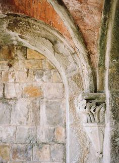 castle stone scenery shot