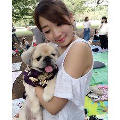 そして私も抱っこ🐶❤️ #こたつ #愛犬 #ペキスタグラム #ペキニーズ #はなぺちゃ #ブサカワ #犬バカ部 #犬 #ペキ会 #pekingese #pekistagram #dog #mydog #instadog #dogstagram #pet #sweet #love #cute #angel #Japan #Japanese #tokyo #family #instafollow