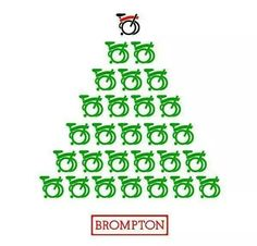 Merry Christmas! #bromptonjunctionthailand #brompton
