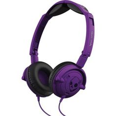 Skullcandy Lowrider Athletic Purple with MIC