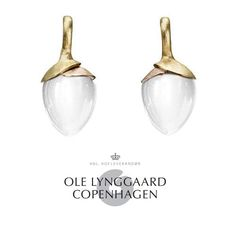 OLE LYNGGAARD Earrings.  Really anything from that design house.  Le swoon.