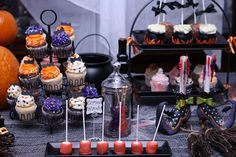 Halloween Party Ideas | Photo 1 of 9 | Catch My Party