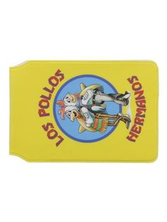Breaking Bad Los Pollos Card Holder