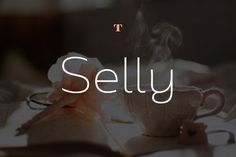 Selly by Radomir Tinkov on @creativemarket