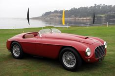 Barchetta - Wikipedia, the free encyclopediaFerrari revived the name in 2001 for their 550 Pininfarina Barchetta, which marked Pininfarina's 70th anniversary. Description from jbrooksracing.com. I searched for this on bing.com/images