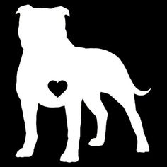 Pit Bull A Dog Is The Only Thing On Earth Dean Russo Vinyl Dog Car Decal Sticker