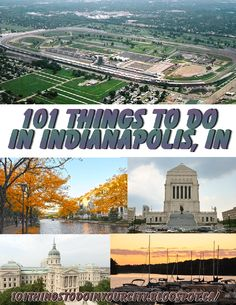 101+Things+to+Do...:+101+Things+To+Do+in+Indianapolis