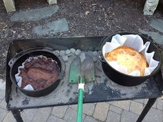 Maine Outdoor Living: Chicken Dutchilladas: Mexican Inspired Camp Cookin...