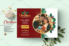 Christmas Mini Session V1392 by Template Shop on @creativemarket