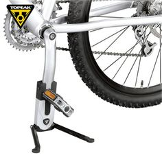 Brand Name: TOPEAKMaterial: AluminumCapacity (Load): x 3 x cmType: Parking RacksBraking System: Only for MTB bikeMaterial: Aluminum / Engineering Grade PlasticMax. Weight Capacity: 20 kg lbsweight: 276 g / OZArt. Buy Bike, Bike Run, Road Bike Accessories, Accessories Online, Bicycle Kickstand, Online Bike, Specialized Bikes, Bikes For Sale, Bike Seat