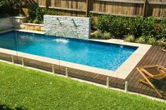 Your pool is all about relaxation. Not every pool must be a masterpiece. Your backyard pool needs to be entertainment central. If you believe an above ground pool is suitable for your wants, add these suggestions to your decor plan… Continue Reading → Small Swimming Pools, Backyard Pool Designs, Small Backyard Landscaping, Small Pools, Pool Backyard, Backyard Ideas, Backyard Projects, Landscaping Ideas, Kleiner Pool Design