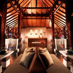resort hotel lobby - Google Search