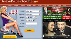 Dating websites for sugar daddies