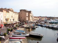 St. Tropez- A must see  in France