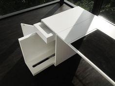 Schreibtisch COMMENTOR Online Kaufen ▭ Exklusiv Design Tisch Von RECHTECK